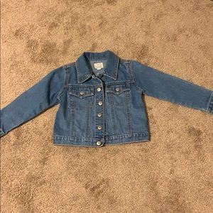 Girl's Old Navy Jean Jacket Size 5T